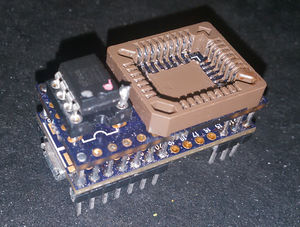 Teensy 3 1 SPI + LPC/FWH Flasher - flashrom
